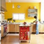 Cocina alegre de Ikea
