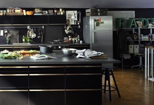 letras de decoracion ikea por ltimo una cocina ikea de estilo rstico con cierto toque