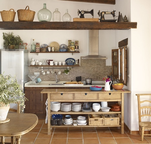 Muebles de cocina rusticos ikea un blog sobre bienes for Muebles cocina rusticos