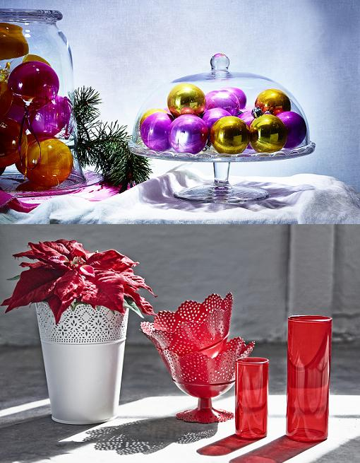 Ikea fotos decoracion for Decoracion navidena ikea