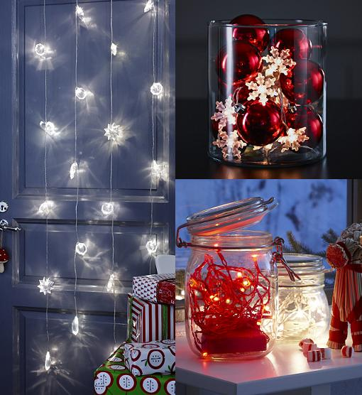decoracion navideña ikea 2014