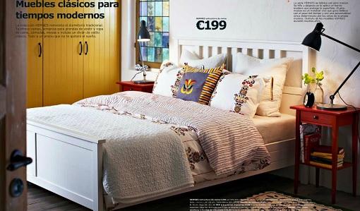 Dormitorio Hemnes 2014