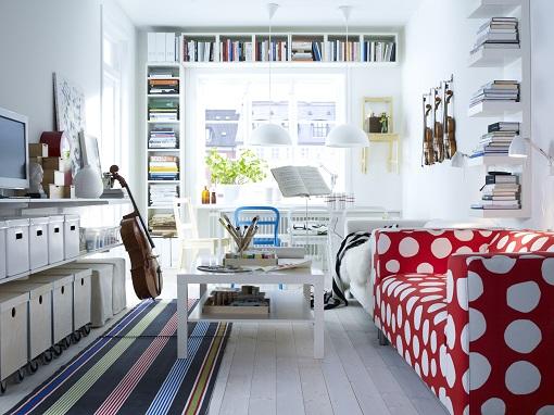 Estilo escandinavo Ikea