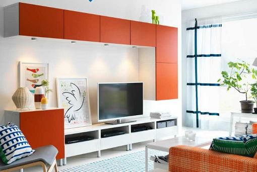 Ideas de dise o ikea estanter as modulares decoraci n - Muebles modulares ikea ...