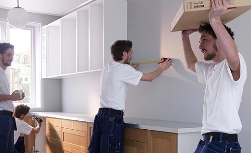 Montaje de muebles Ikea - mueblesueco