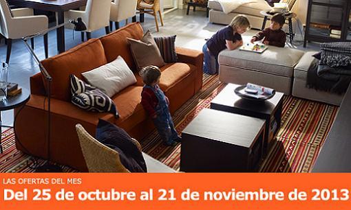 Nuevas ofertas de Ikea noviembre 2013