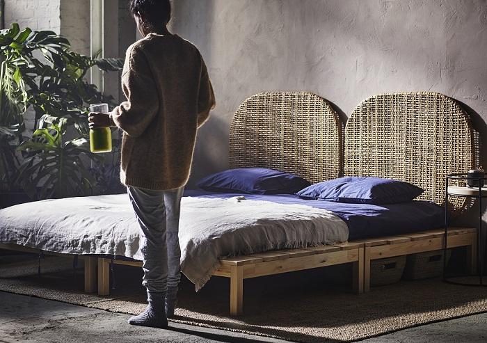 Nuevos cabeceros ikea para camas de matrimonio - Camas de ikea ...
