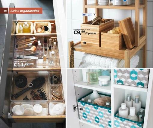 El cat logo de ba os ikea 2014 ya est aqu mueblesueco - Ideas para organizar armarios ...