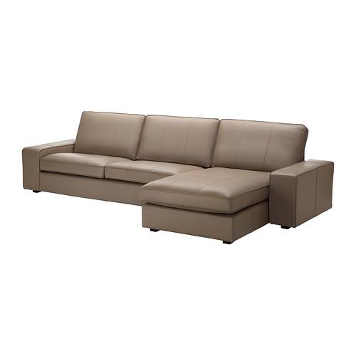 sofas ikea piel kivik chaiselongue