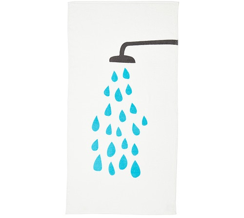 Baño De Regadera Cancion Infantil: las toallas de mano, la del patito, de 30×30 cm cuesta 1'50 euros