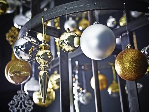 Adornos de navidad Ikea 2013