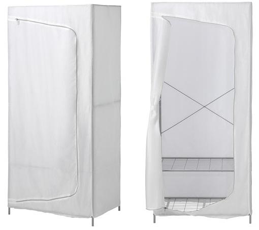 Armario de tela Ikea