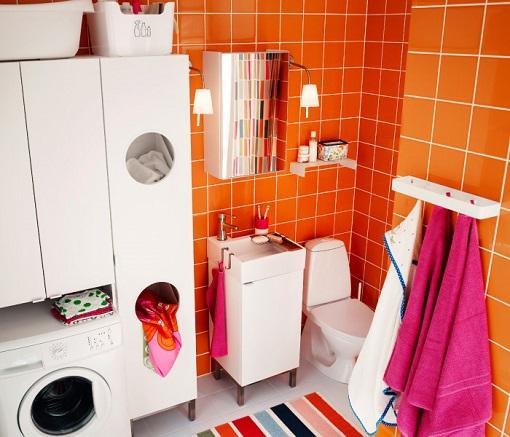 Ideas ikea para baños pequeños   mueblesueco