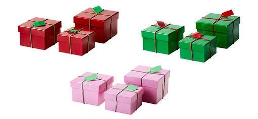 cajas regalo navidad