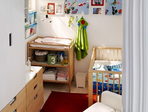 Dormitorio bebé Ikea