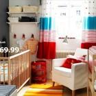 Dormitorio infantil Ikea bebé