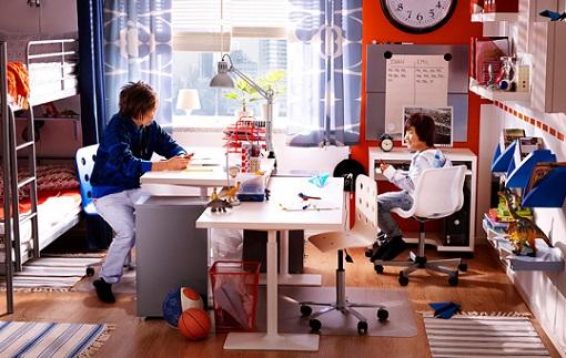 Dormitorio juvenil Ikea