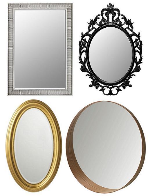 espejos kea decorativos