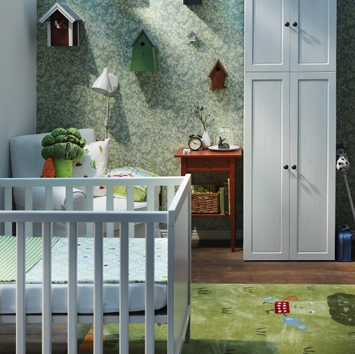 Habitación bebé Ikea