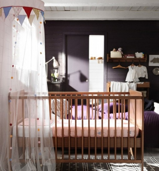 Habitación para bebé Ikea