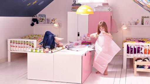 Habitaciones infantiles Ikea