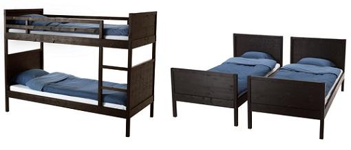 Literas ikea para ahorrar espacio mueblesueco - Literas 3 camas ikea ...