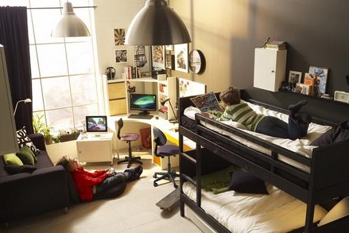 Literas ikea para ahorrar espacio   mueblesueco