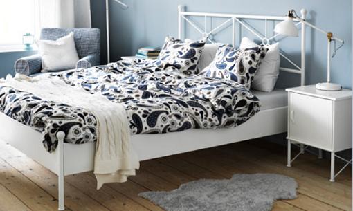 Novedades Ikea MUSKEN para decorar dormitorios