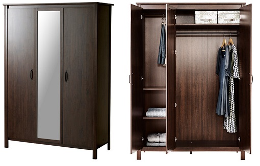 Armarios de ikea dormitorios con personalidad comprar for Armario esquinero ikea