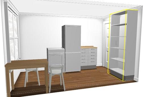 Planificador cocinas ikea mueblesueco for Planificador de cocinas