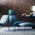 sillones de ikea villstad de estilo retro