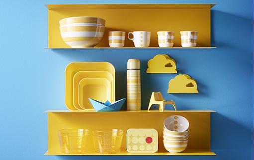 baldas y estantes de ikea