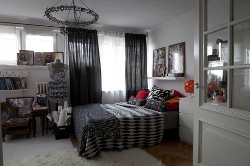 Habitaciones Ikea para jóvenes con estilo - mueblesueco
