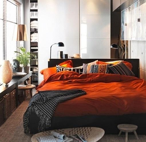 Habitaciones ikea de estilo vintage rom nticas y llenas de - Habitaciones de ikea ...