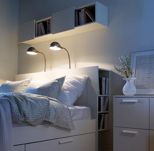 Ikea Poang Chair Oak Veneer ~ Habitaciones Ikea para jóvenes con estilo  mueblesueco