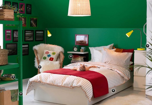 Decorar cuartos con manualidades dormitorios juveniles - Ikea dormitorio juvenil ...