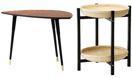 Pin rayar las mesas de la cola on pinterest - Ikea mesas auxiliares ...
