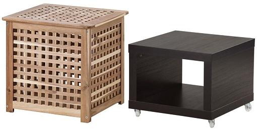 Mesas prácticas de Ikea