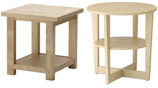 mesas rusticas ikea mueblesueco