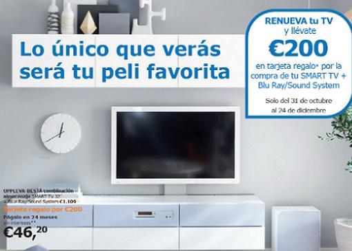 ofertas de kea diciembre 2013 mueble tv besta