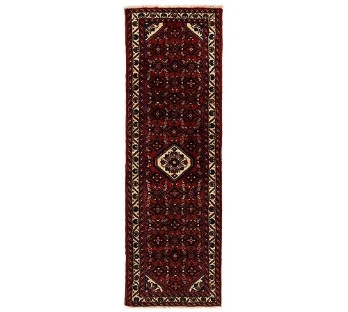 alfombra pasillera persa