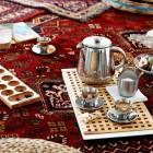 Alfombras persas en Ikea