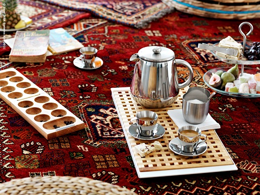 Alfombras persas de Ikea para dar un toque oriental a tu salón ...