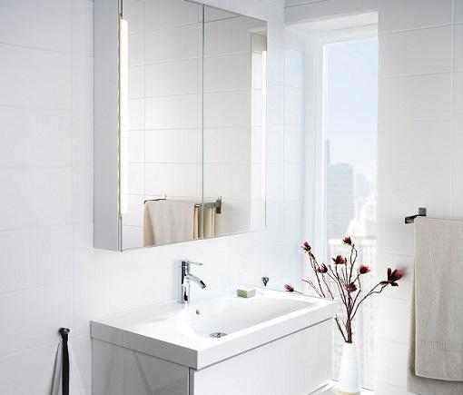 Iluminacion Armario Baño:otra novedad muy interesante especialmente para baños pequeños y