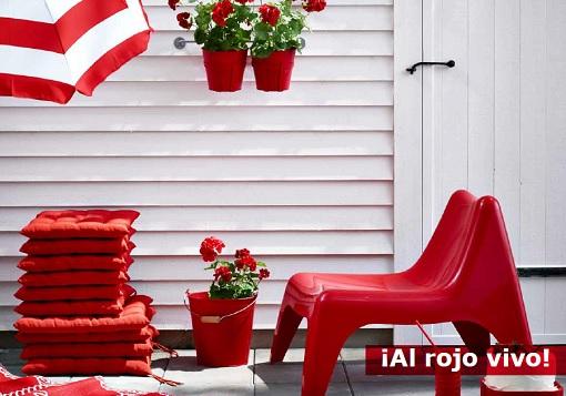 Catálogo jardín Ikea 2014