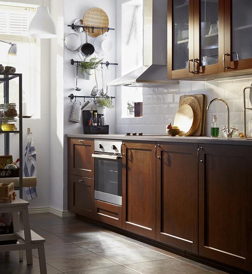 Novedades en cocinas de Ikea 2014: Extractores, organizadores ...