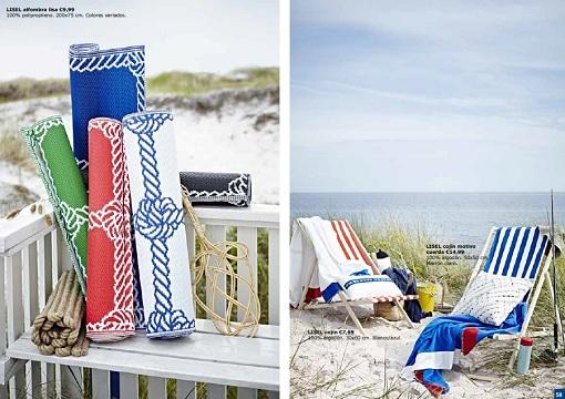 Colección de playa Ikea
