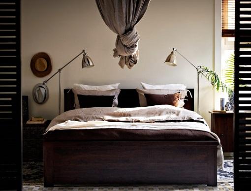 Amueblar un dormitorio con Ikea por menos de 500 euros - mueblesueco
