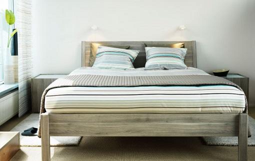 Dormitorio Ikea natural