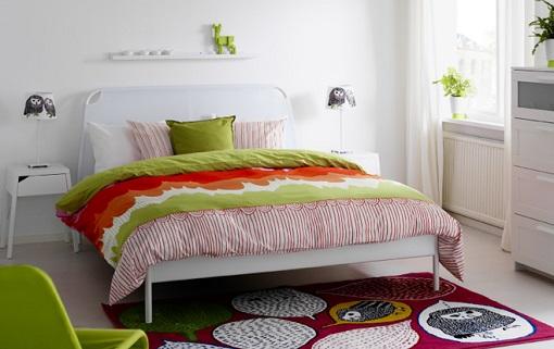 Dormitorios baratos ikea mueblesueco for Dormitorios baratos ikea